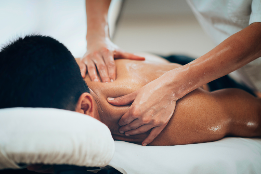 massage therapy a touch of wellness licensed massage therapist sports massage leah clark